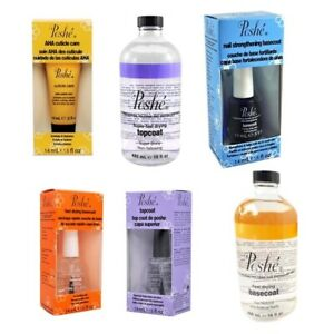 Poshe - Nail Treatments - CHOOSE ANY - All Varieties
