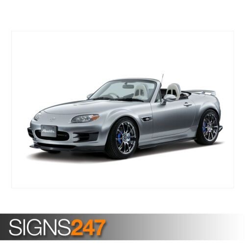 MAZDA SPEED MX5 Photo Picture Poster Print Art A0 to A4 AC905 CAR POSTER