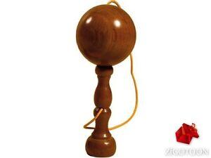 Bilboquet En Bois Massif Made In France, Wooden Solid Toy, Holzmassiv Spielzeug Blrjutqm-07175659-790361707