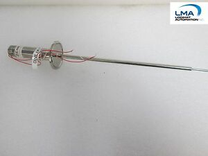 RTD-1000-THERMAL-ULTRASONIC-SENSOR-PROBE-STAINLESS-STEEL-10-034-NEW