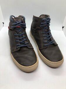 vans otw leather