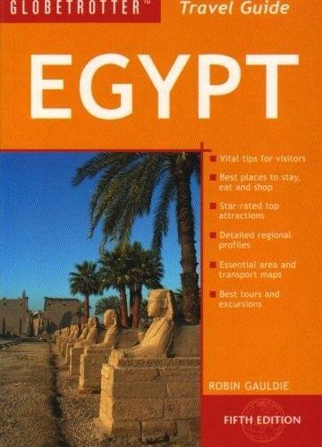 Good, Egypt (Globetrotter Travel Guide), Gauldie, Robin, Book