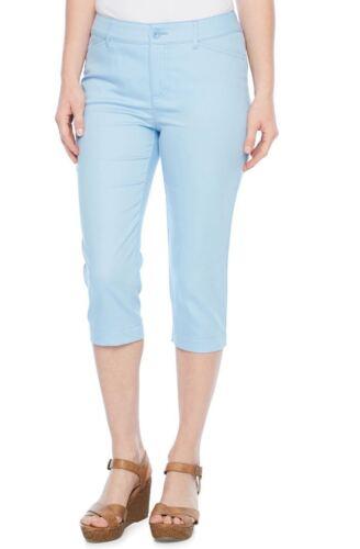 John/'s Bay Women/'s Pants Capri Crop Slender 14W 16W 18W 20W 22W 24W 26W St