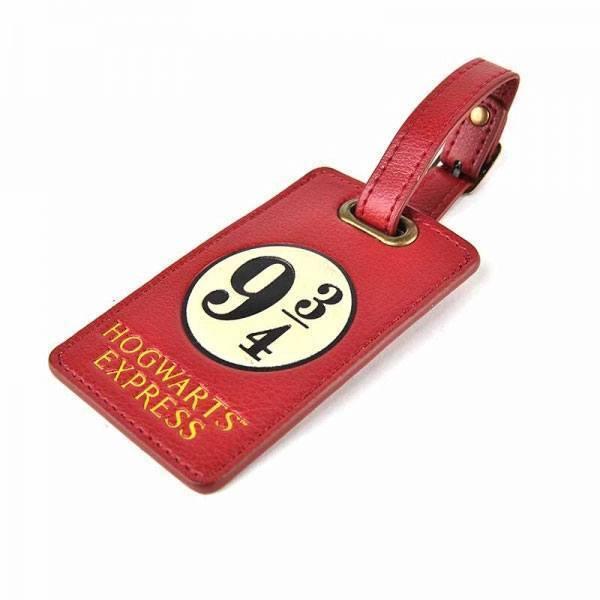 Etiquette de bagage Harry potter poudlard express Hogwarts Express luggage tag
