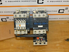 Telemecanique Square D LC1D18 Starter W// LRD07 Overload Used CSQ