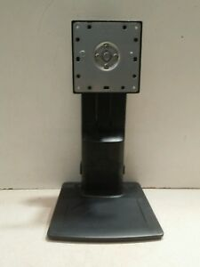 HP-E190i-Monitor-Stand-Only-Mount-Adjustable-Height-Tilt-amp-Rotate