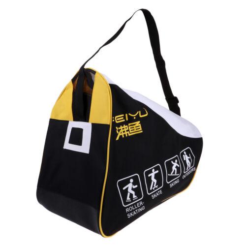 sac à bandoulière pour Sac à chaussures de ski de grande capacité