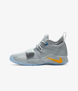 new product c9cc5 48600 Nike PG Paul George 2.5 Playstation Grey GS BOYS BQ9677 001 ...