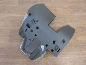 Audi-A6-S6-RS6-4F-C6-Tray-Fairing-Steering-Wheel-Cover-4F1863075J