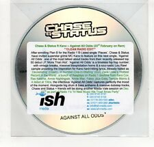 (GP352) Chase & Status Feat Kano, Against All Odds - DJ CD