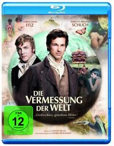 I rilievi del mondo [Blu-Ray/Nuovo/Scatola Originale] di Humboldt e gaussiano con Florian poiché