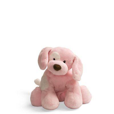 Pink Spunky Dog Medium GUND NEW 58374