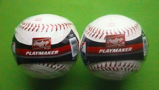 Playmaker by Rawlings Official League Baseball Esbo5