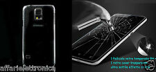 CUSTODIA COVER CASE PELLICOLA VETRO TEMPERATO x SAMSUNG GALAXY S5 G900 NEO G903