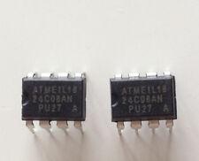 100 PCS AT24C32A-10PU-2.7 DIP-8 AT24C32A 24C32A SU27 AT24C32 Serial EEPROM