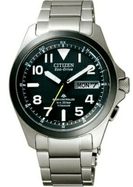 Citizen Promaster Eco-Drive PMD56-2952 From Japan F/S