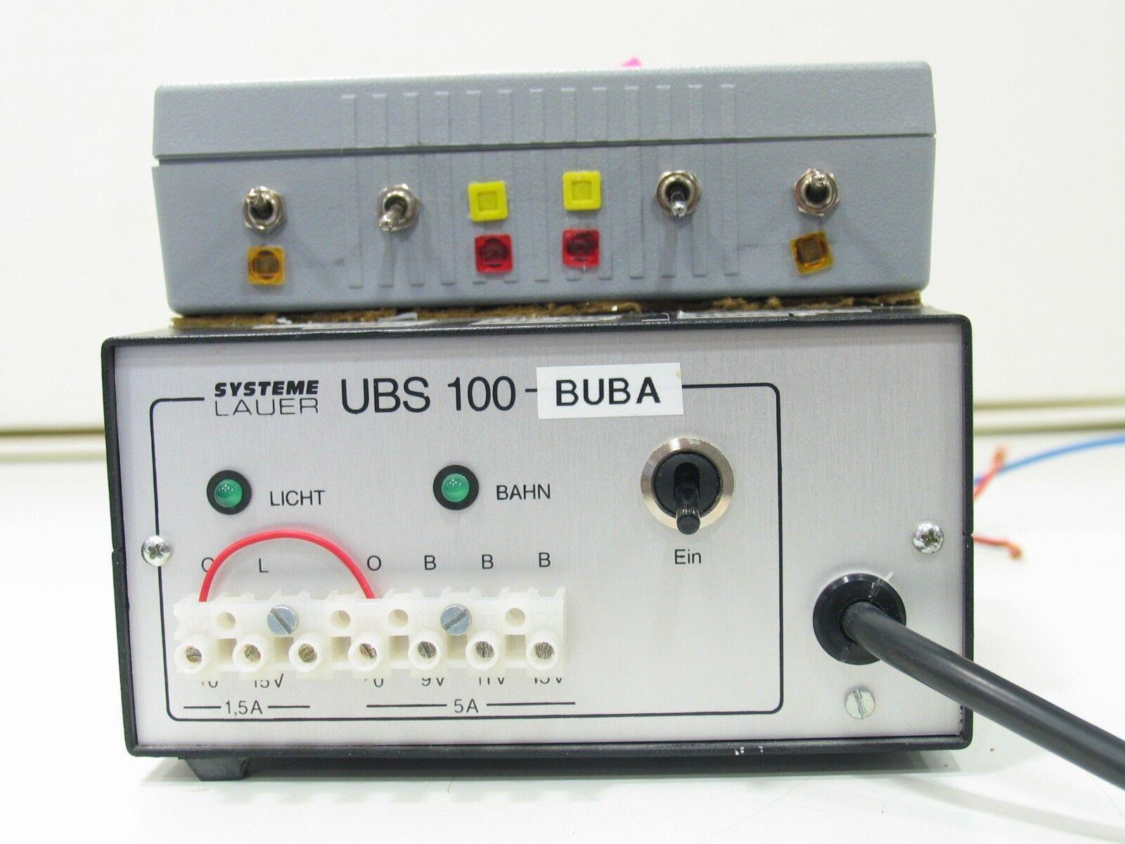 Lauer sistemi prestazioni regolatore di marcia 100 USB con aggiunta circuito nz1955