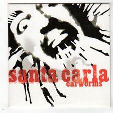 (FW954) Santa Carla, Earworms - 2005 DJ CD