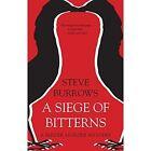 A Siege of Bitterns: A Birder Murder Mystery by Steve Burrows (Paperback, 2014)