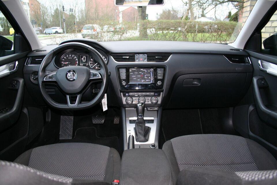 Skoda Octavia 1,6 TDi 110 Ambition Combi DSG Diesel aut.