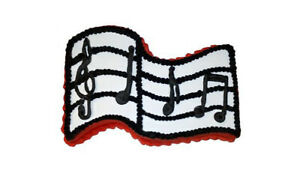 Musical-Notes-Pantastic-Cake-Pan-CK-5302-NEW-Bake-freeze-microwave-jello