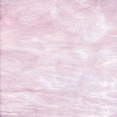"""Spectrum 12 x 12/"""" Pale Purple with White 3471 Stained Glass Supplies"""
