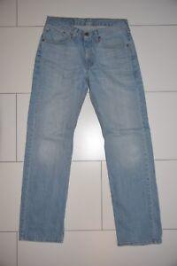 Levis-Jeans-751-blau-W31-L32-gerade-Zustand-sehr-gut-21117-274