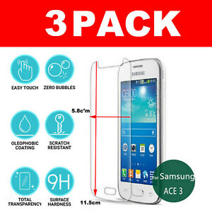 Premium-Gorilla-Tempered-Glass-Film-Screen-Protector-For-Samsung-Galaxy-Ace-3