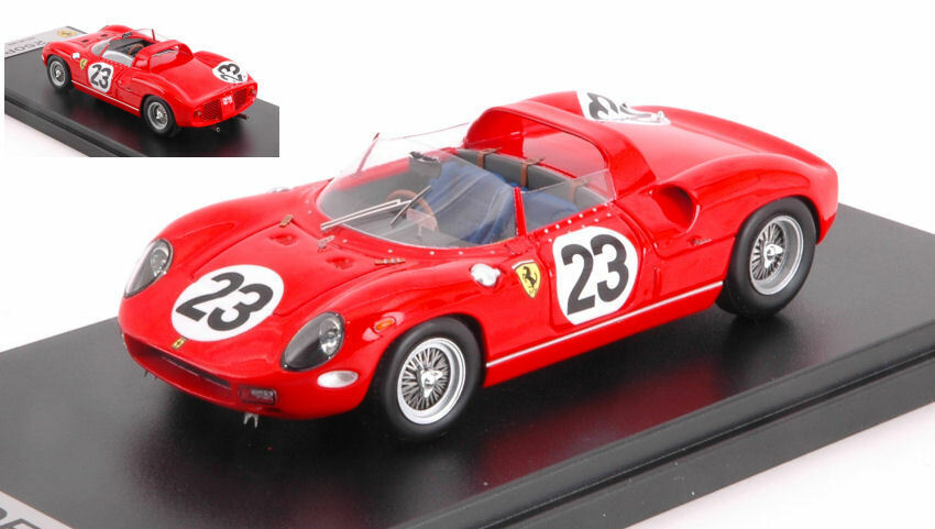 Ferrari 250p Le Mans  23 Dna Lm 1963 1 43 Model LOOKSMART