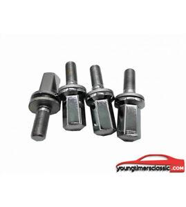 Lot-de-4-boulons-de-roue-pour-PEUGEOT-205-GTI-1L6