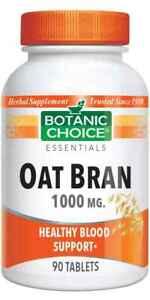 Botanic-Choice-Oat-Bran-1000-Mg-90-Tablets