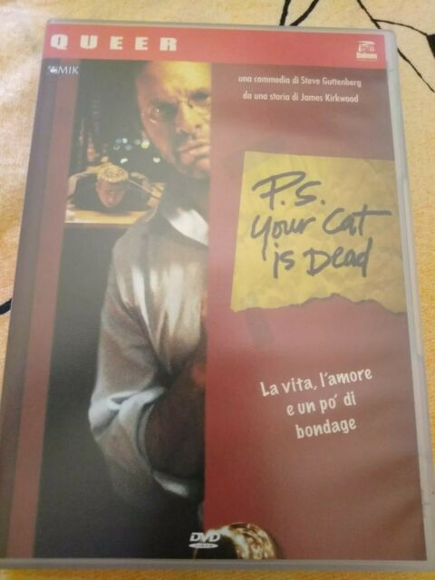 P.S. YOUR CAT IS DEAD (Dvd) 2002