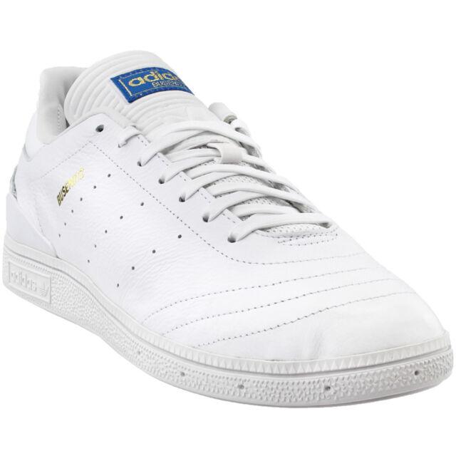 adidas BUSENITZ RX Skate Shoes - White - Mens 1489916d67