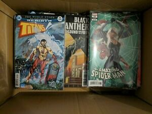 20x-Marvel-DC-Indie-Wholesale-Comics-Mixed-Job-Lot-Collection