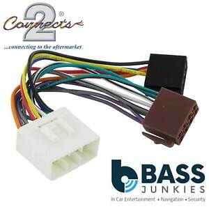 Connects2 CT20SZ02 Suzuki Alto Car Stereo Radio ISO Harness Adapter Wiring