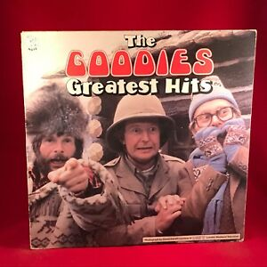 THE-GOODIES-Greatest-Hits-1981-UK-Vinyl-LP-EXCELLENT-CONDITION-Best-Of