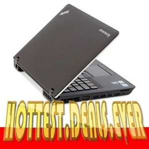 New-1-Lenovo-ThinkPad-Edge-E420-14-Notebook-Laptop-BACKLIT-i3-2-30GHz-4GB-320GB