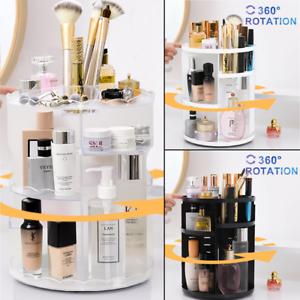 Makeup-Cosmetic-Rack-Holder-360-Degree-Rotating-Skin-Care-Organizer-Storage-Box