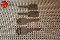 83-86 Chevy Gmc Truck Ignition Door Spare Key Blanks Set Of 4