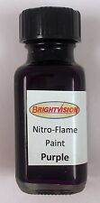 Brightvision PURPLE Nitro-Flame Redline Restoration and Custom Paint - PURPLE