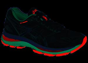 Womens Asics Gel-Nimbus 19 Running shoes - Carbon White Coral [T750N 9701]