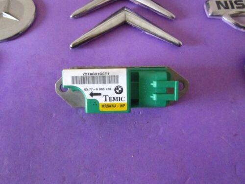 65776900728 65.77-6900728 BMW E38 E39 E52 E53 X5 Airbag Sensor
