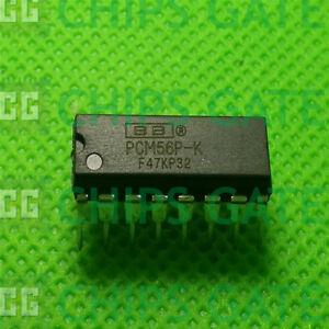 9PCS-Audio-D-A-converter-IC-BB-DIP-16-PCM56P-K-PCM56PK-PCM56P-KG4-hecho-en-Japon