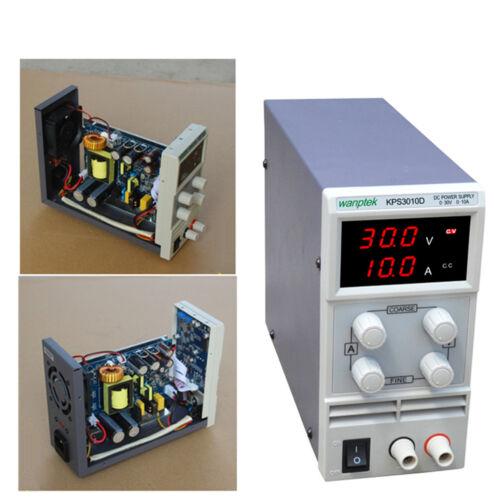 Rule Adjustable DC Lab Power Supply Unit 0-30V 0-10A Laboratory Power Supply Network Device Digital Transformer