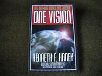 One God One World One Church One Vision Kenneth F Haney Wap Free Ship