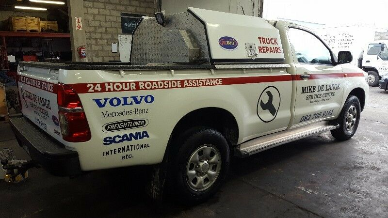 24 Hour Truck Roadside Assistance