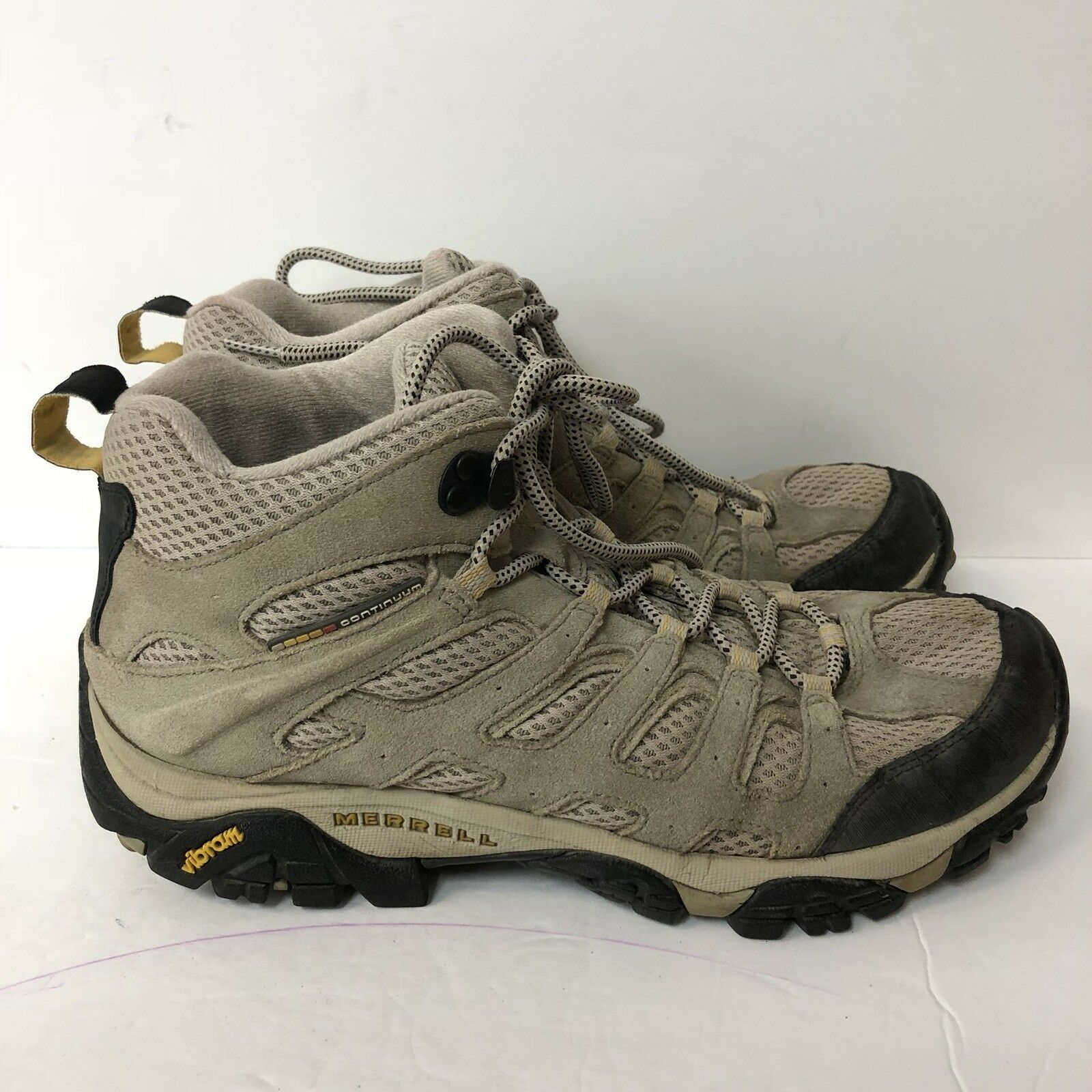 Merrell Hiking Boots Women Size 10 Great Condition