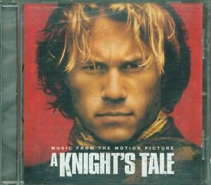 A-Knight-039-S-Tale-Il-Destino-Di-Un-Cavaliere-Ost-Clapton-Queen-David-Bowie-Cd-Ex