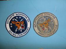 b4081 US Air Force Korean era 5th Fighter Interceptor Squadron patch