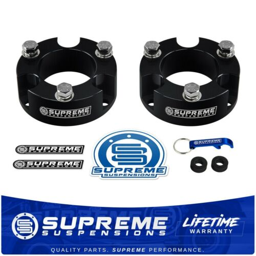 """3/"""" Front Leveling Lift Kit For 1995-2004 Toyota Tacoma 4Runner 2WD 4WD Black"""